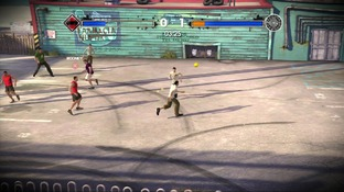 Test FIFA Street 3 Xbox 360 - Screenshot 48