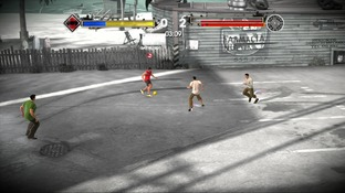 Test FIFA Street 3 Xbox 360 - Screenshot 49