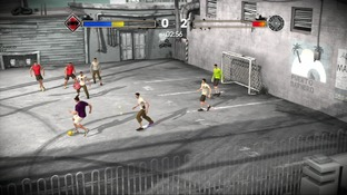 Test FIFA Street 3 Xbox 360 - Screenshot 50