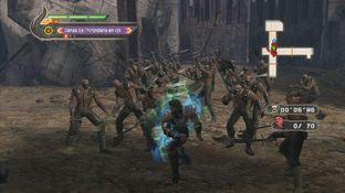 Test Fist of the North Star : Ken's Rage 2 Xbox 360 - Screenshot 205