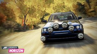 Forza Horizon: Le DLC rallye