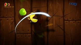 Test Fruit Ninja Kinect Xbox 360 - Screenshot 5