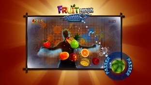 Test Fruit Ninja Kinect Xbox 360 - Screenshot 6