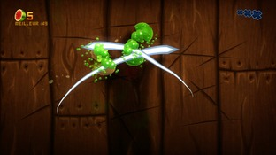 Test Fruit Ninja Kinect Xbox 360 - Screenshot 7