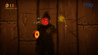 Test Fruit Ninja Kinect Xbox 360 - Screenshot 10