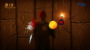 Test Fruit Ninja Kinect Xbox 360 - Screenshot 12
