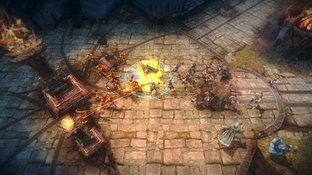 Aperçu Gardiens de la Terre du Milieu Xbox 360 - Screenshot 4