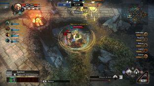 Test Gardiens de la Terre du Milieu Xbox 360 - Screenshot 20