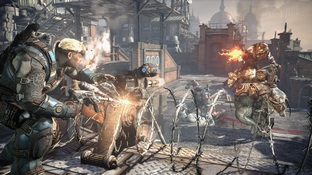 Aperçu Gears of War : Judgment - E3 2012 Xbox 360 - Screenshot 7