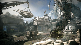 Aperçu Gears of War : Judgement Xbox 360 - Screenshot 10