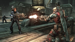 Aperçu Gears of War : Judgment - E3 2012 Xbox 360 - Screenshot 14