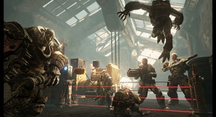 Aperçu Gears of War Judgment Xbox 360 - Screenshot 15