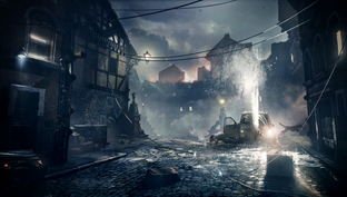Artworks de Gears of War Judgment