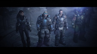 Test Gears of War Judgment Xbox 360 - Screenshot 35