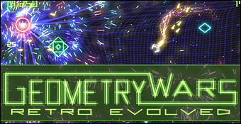 Geometry Wars : Retro Evolved