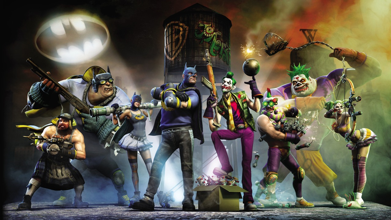 Gotham City Impostors GamesCom Trailer