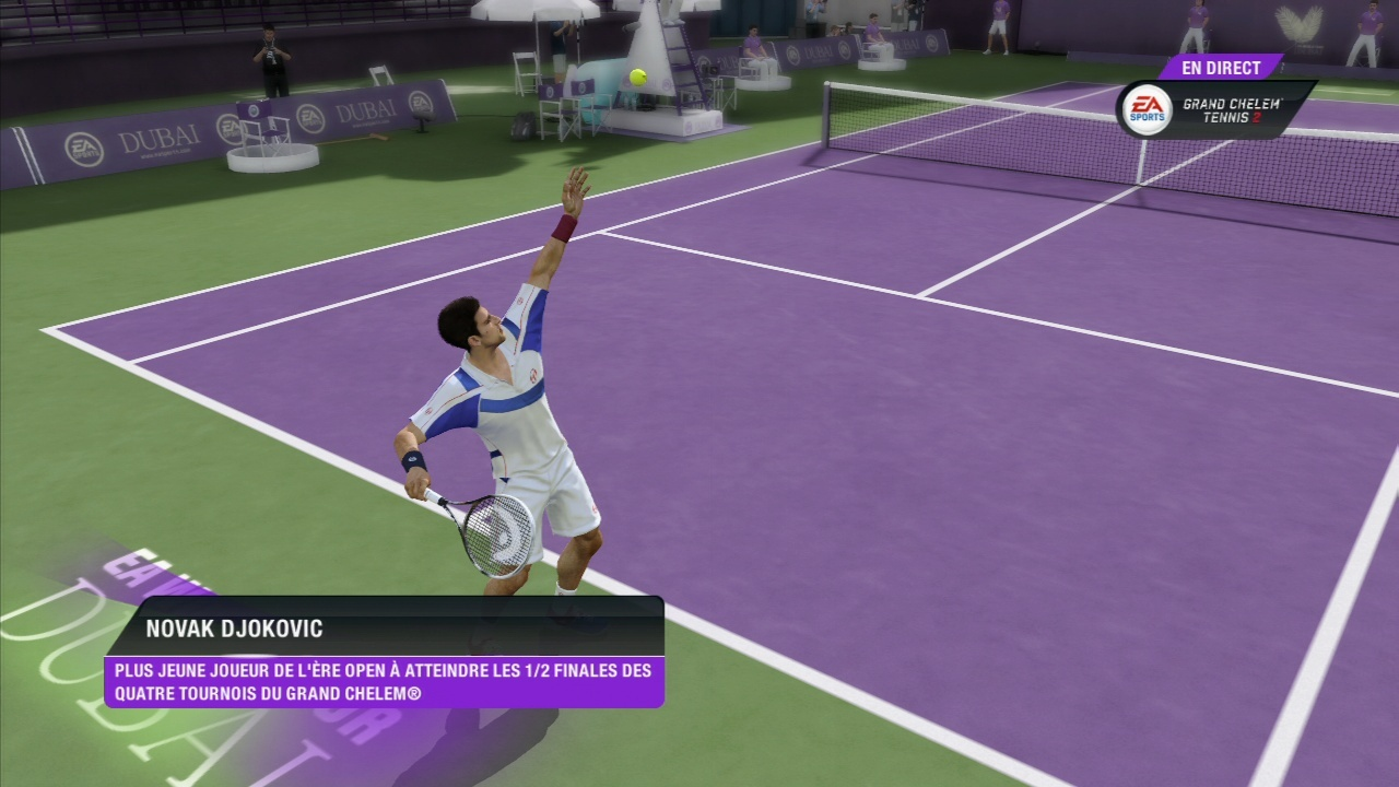 Images Grand Chelem Tennis 2 Xbox 360 - 75