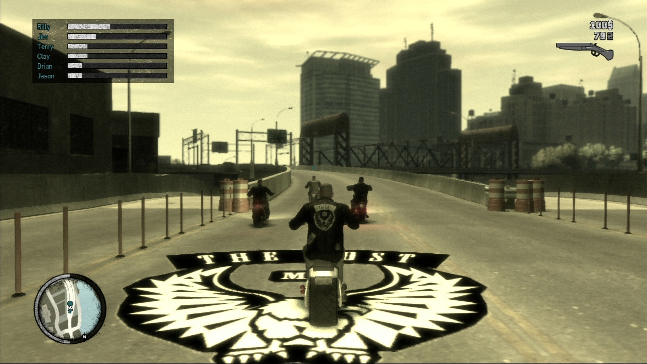 jeuxvideo.com Grand Theft Auto IV : The Lost and Damned - Xbox 360