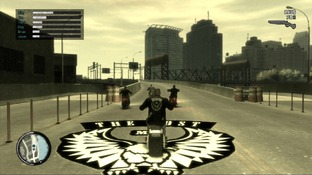 Test GTA IV : The Lost and Damned Xbox 360 - Screenshot 82