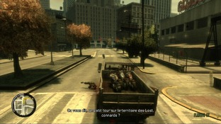 Test GTA IV : The Lost and Damned Xbox 360 - Screenshot 84