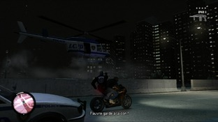 Test GTA IV : The Lost and Damned Xbox 360 - Screenshot 86