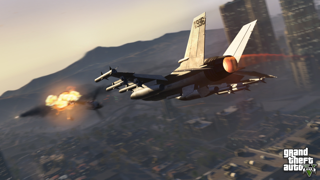 Images Grand Theft Auto V Xbox 360 - 93