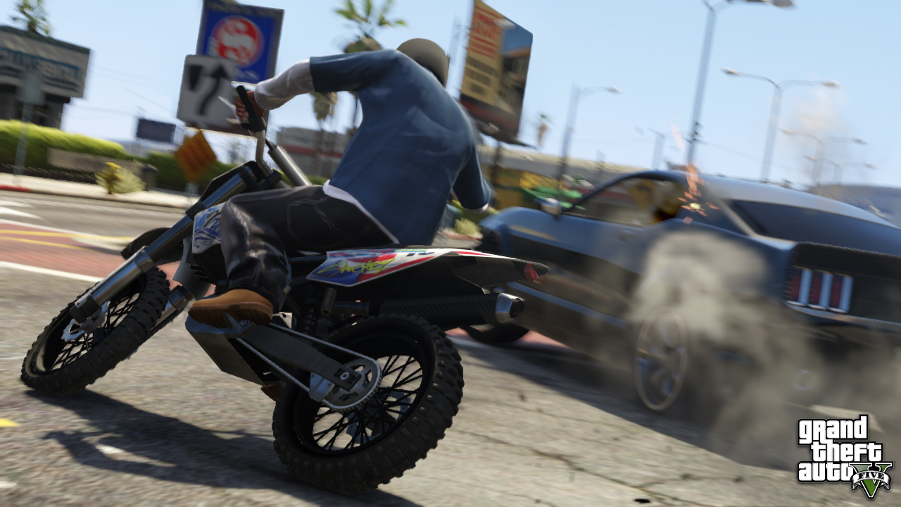 Images Grand Theft Auto V Xbox 360 - 98
