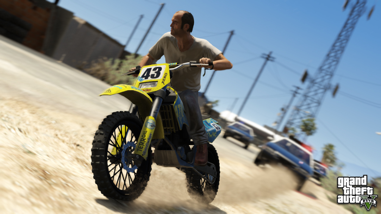 Images Grand Theft Auto V Xbox 360 - 113