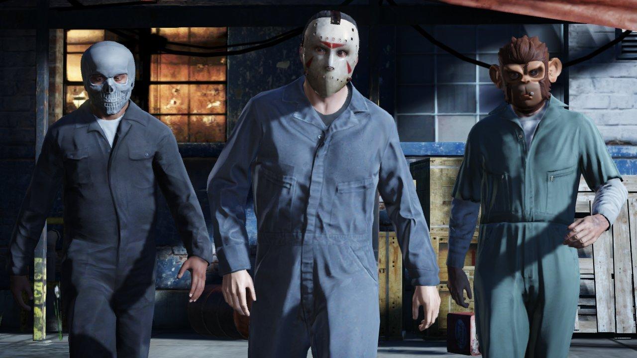 Grand Theft Auto V XBOX360 QUACK