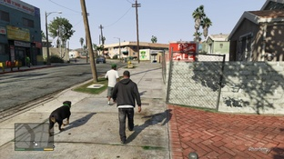 Test Grand Theft Auto V Xbox 360 - Screenshot 288