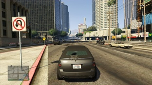 Test Grand Theft Auto V Xbox 360 - Screenshot 289