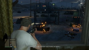 Test Grand Theft Auto V Xbox 360 - Screenshot 290