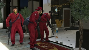 Test Grand Theft Auto V Xbox 360 - Screenshot 292