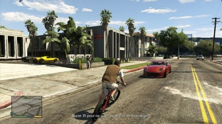 Test Grand Theft Auto V Xbox 360 - Screenshot 293