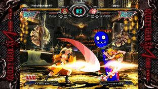 Test Guilty Gear XX Accent Core Plus Xbox 360 - Screenshot 19
