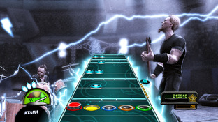 Aperçu Guitar Hero : Metallica Xbox 360 - Screenshot 23