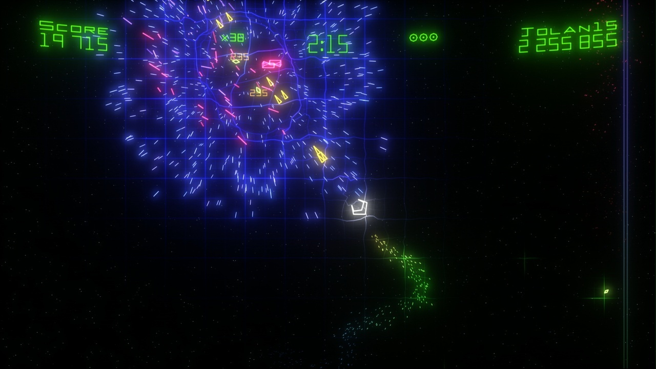 Images Geometry Wars : Retro Evolved 2 Xbox 360 - 256
