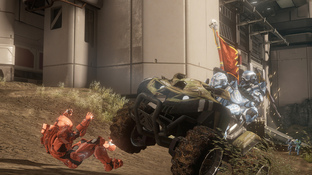 Halo 4: Pictures of the Crimson Pack