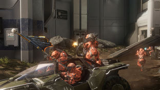 Halo 4: Images et vidéo du Crimson Pack