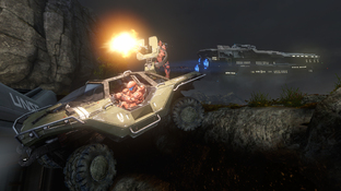 Le Castle Map Pack de Halo 4