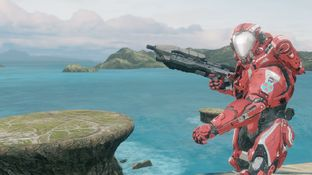 Halo 4 : La map Forge en avance