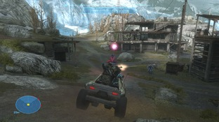 Test Halo Reach Xbox 360 - Screenshot 328