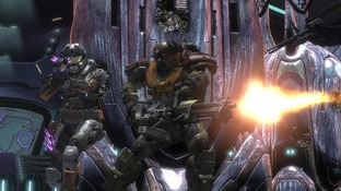 Test Halo Reach Xbox 360 - Screenshot 329