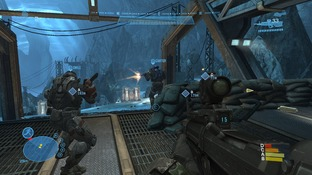 Test Halo Reach Xbox 360 - Screenshot 330