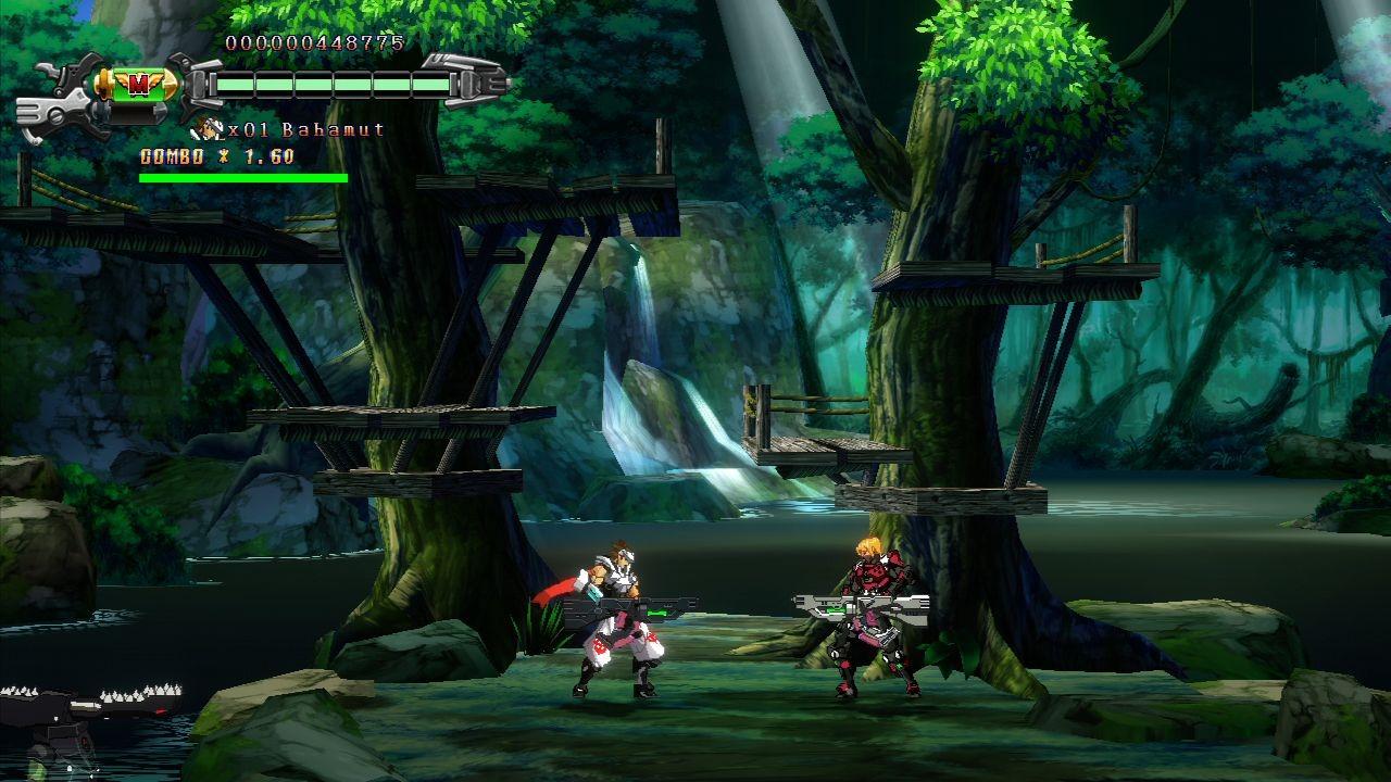 jeuxvideo.com Hard Corps : Uprising - Xbox 360 Image 51 sur 221