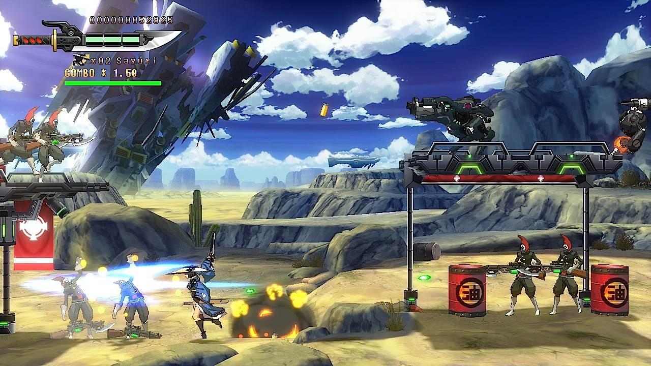 jeuxvideo.com Hard Corps : Uprising - Xbox 360 Image 220 sur 221