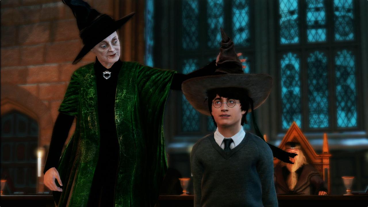 jeuxvideo.com Harry Potter pour Kinect - Xbox 360 Image 14 sur 107