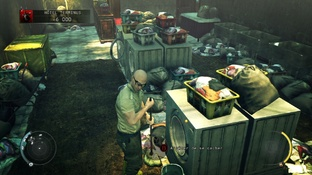 Test Hitman Absolution Xbox 360 - Screenshot 74