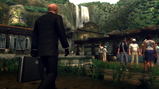 Images Hitman : HD Trilogy Xbox 360 - 1
