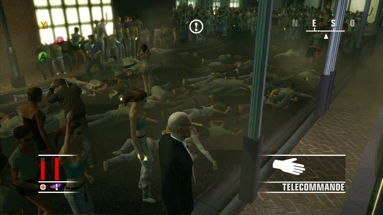 Images Hitman : HD Trilogy Xbox 360 - 9